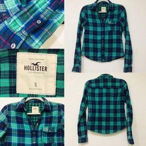 Hollister Flannel